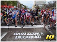 Highlight for Album: Biciklistička trka Banja Luka - Beograd (2012)