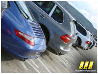 Highlight for Album: Trackday - Porsche Road Show (2007)